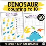 Dinosaur Math Preschool and Kindergarten