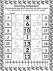 Dinosaur Math and Literacy BUNDLE for PreK and Kindergarten