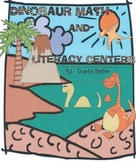 Dinosaur Math and Literacy Centers