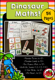 Dinosaur Maths - Numbers to 10
