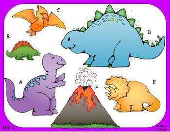 Dinosaur Measurement: Linear, Perimeter & Area