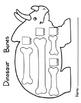 Dinosaur Measurement Math