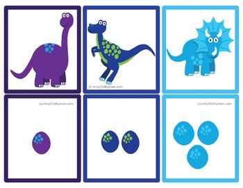★ Dinosaur Egg Match Game