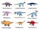 Dinosaur Memory Game (Full Color)