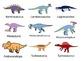 Dinosaur Memory Game (Full Color)