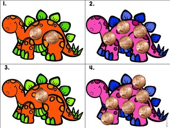 Dinosaur Money Match