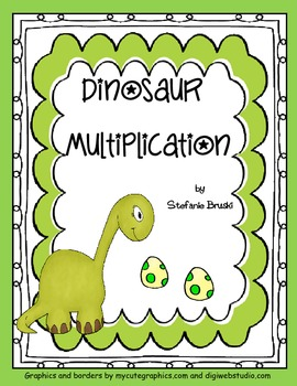 Dinosaur Multiplication