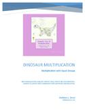 Dinosaur Multiplication