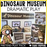 Dinosaur Museum & Shop Dramatic Play