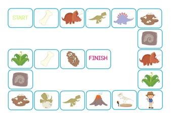 Dinosaur Pack: Books, Emergent Readers, Flashcards, Games {K, 1st}