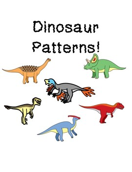 Dinosaur Patterns