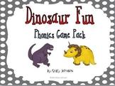 Dinosaur Phonics Game Pack
