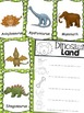 Dinosaur Posters and Writing Activity (Write the Room)