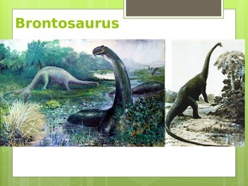 Dinosaur Powerpoint