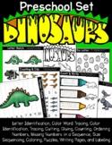 Dinosaur Preschool & Kinder Set