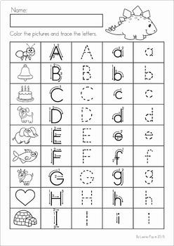 Dinosaur Preschool No Prep Worksheets & Activities by ...