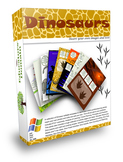 EYLF Dinosaur Activities and Editable Journal Pages