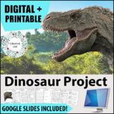 Dinosaur Project - PBL
