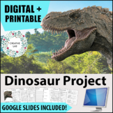 Dinosaur Project - PBL - Distance Learning