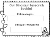 Dinosaur Research
