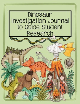 Dinosaur Research Investigation Journal