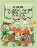 Dinosaur Research Investigation Journal