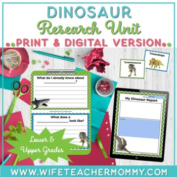 Dinosaur Research Unit and Activities- Journal, Project, and More