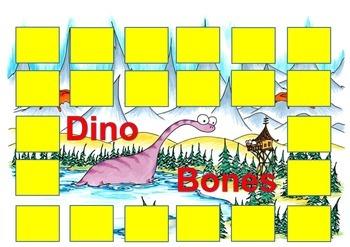 Dinosaur Rewards Chart and behaviour management