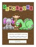 Dinosaur Roar: A Unit on Dinosaurs