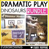 Dinosaur Dramatic Play Bundle (Dig, Museum & Shop)