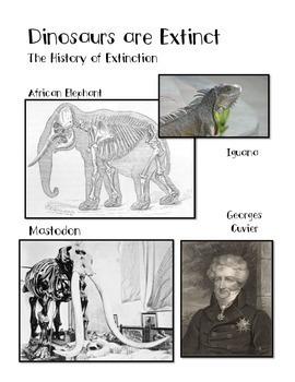 Dinosaur Science - Dinosaurs are Extinct