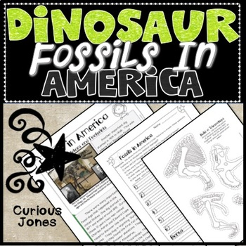 Dinosaur Science - Fossils Found in America