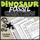 Dinosaur Science - Nonfiction Passage & Activities About the First Fossil