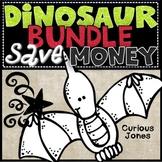 Dinosaur Science Unit - Mega Bundle - Nonfiction Passages, Activities, & more