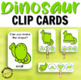 Dinosaur Shapes for Hands-on Activities