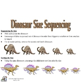Dinosaur Size Sequencing