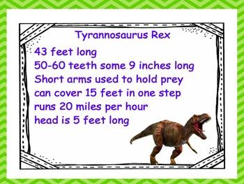 Dinosaur Smart Board