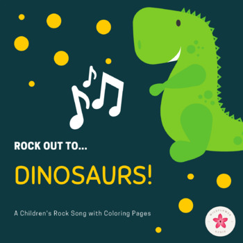 Dinosaurs - Song for Learning and Teaching (includes MP3)