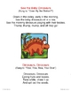 Dinosaur Songs, Poems and Fingerplays