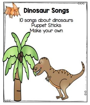 Dinosaur Songs for Preschool