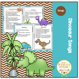 Dinosaur Songs for Preschool
