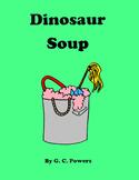 Phonology - Final P - Dinosaur Soup