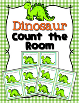 Dinosaur Spikes Count the Room