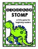Dinosaur Stomp CVCe
