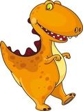 Saturday Night Dinosaur Stomp  - Distance Learning