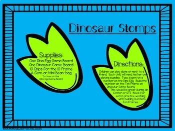 Dinosaur Stomps