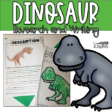 Dinosaur Study   Writing and Research