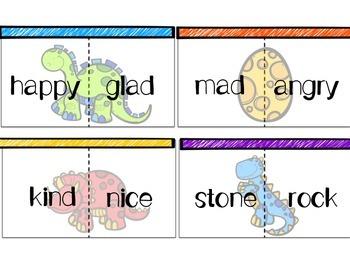 Dinosaur Synonyms