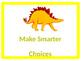Dinosaur Theme Behavior Chart