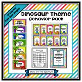 Behavior Management System (Dinosaur Behavior Management C